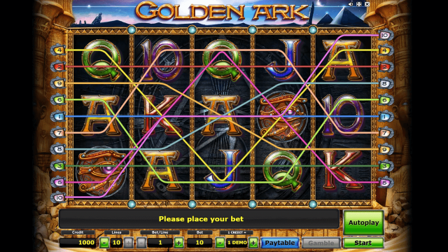 Golden Ark 7