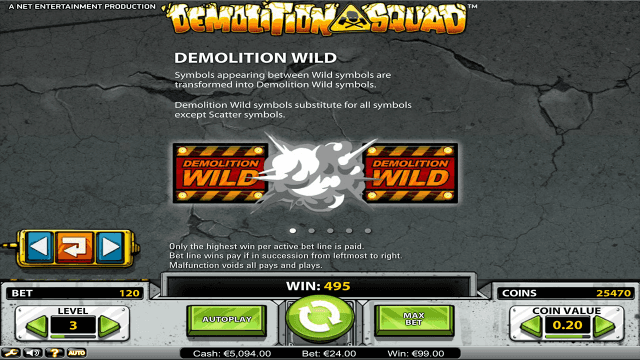 Demolition Squad 1