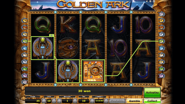 Golden Ark 9