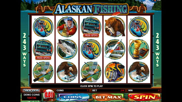 Alaskan Fishing 8