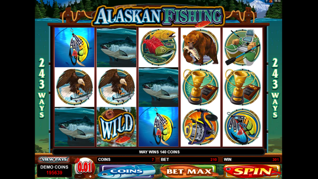 Alaskan Fishing 6