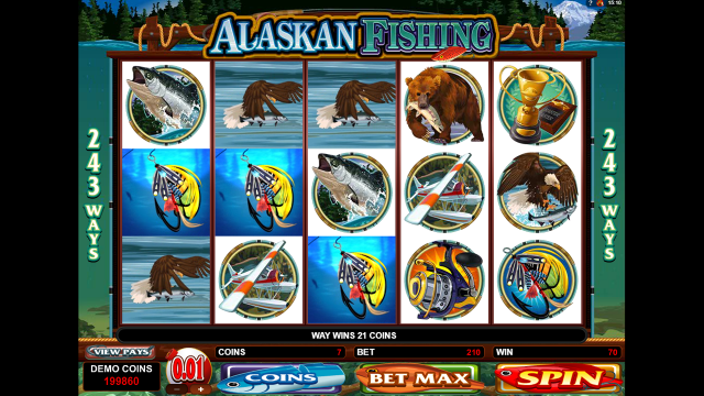 Alaskan Fishing 10