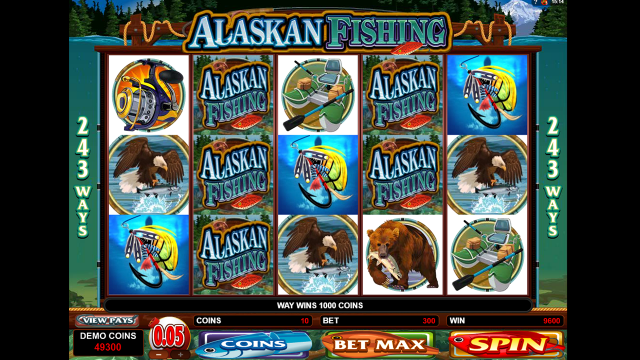 Alaskan Fishing 7