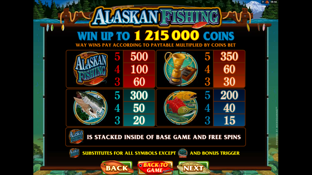 Alaskan Fishing 2