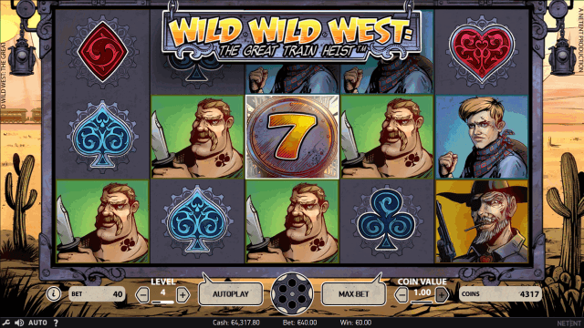 Wild Wild West: The Great Train Heist 10