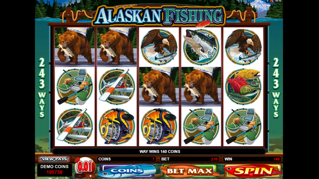 Alaskan Fishing 5